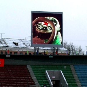 Full Color LED Digital Display