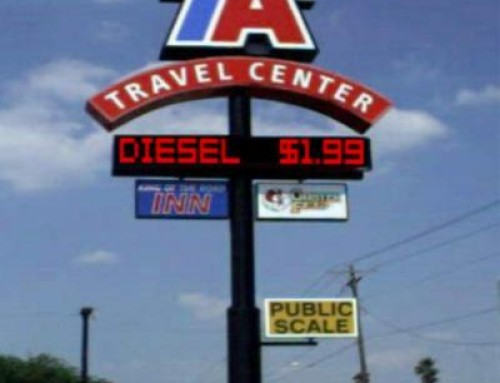 Travel Centers of America