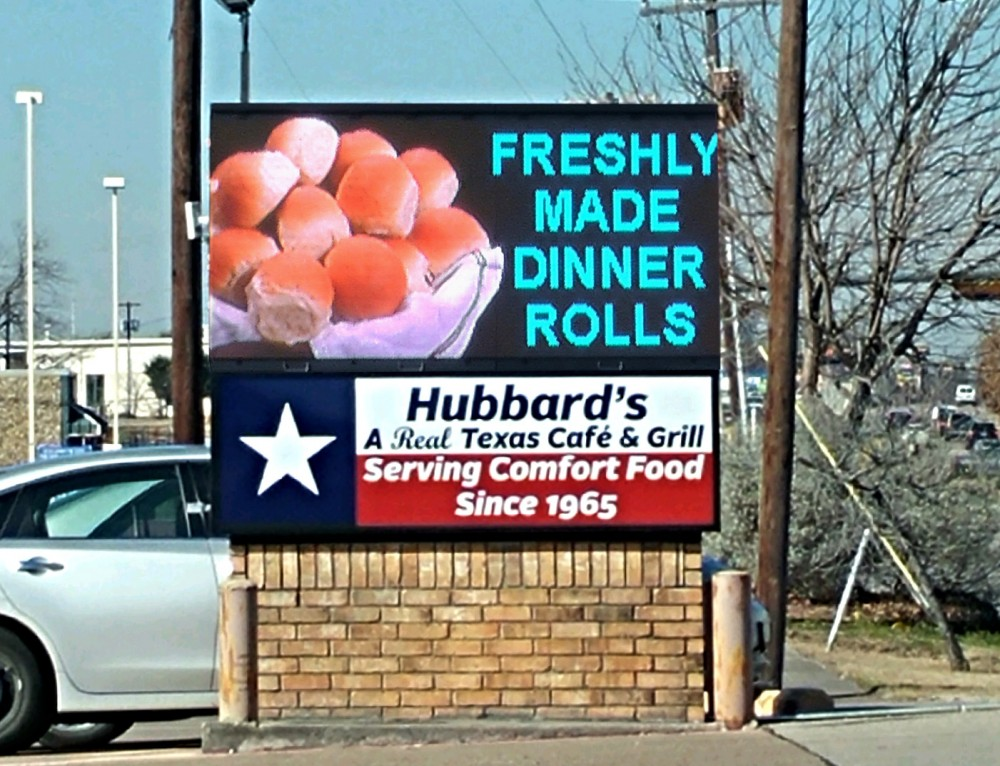 Hubbards Cafe