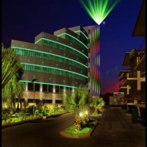 Architectural Lightning
